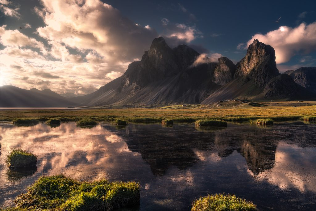 The Majestic of Eystrahorn