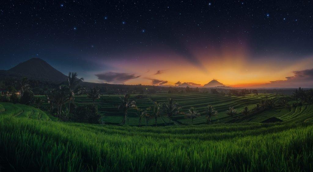 Dreamy Sunrise at The UNESCO Rice Terrace