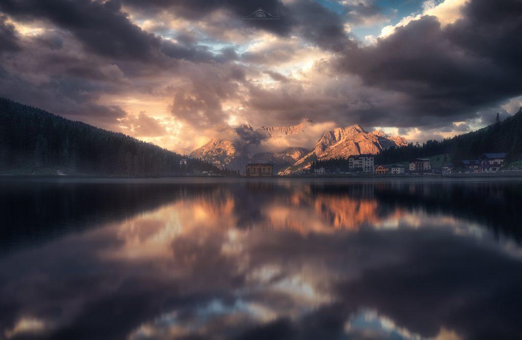 Misurina-Lake