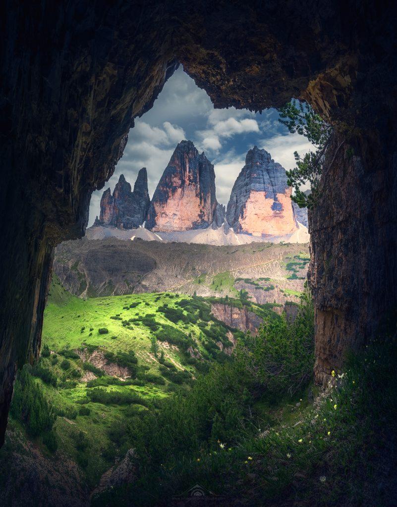 The-Hidden-Cave